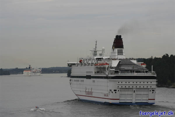 Viking Cinderella og Baltic Queen