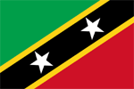 Saint Kitts og Nevis's flag